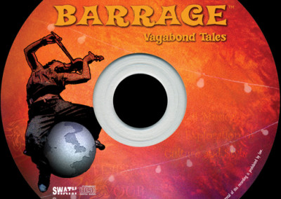 Barrage CD