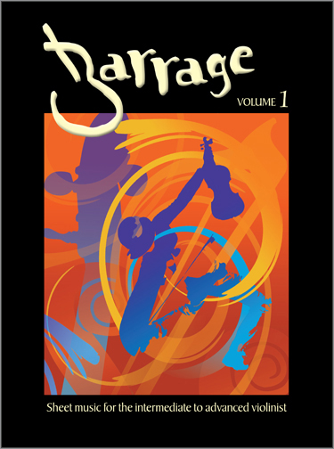 Barrage Volume 1 music book cover