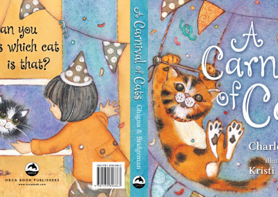 A Carnival of Cats cover