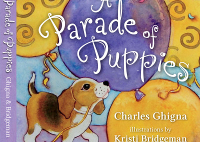 A Parade of Puppies cover