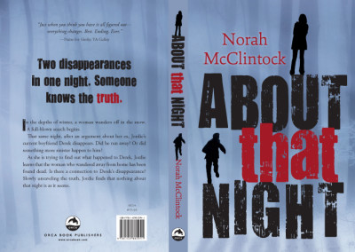 About that Night cover