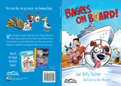 Bagels on Board cover