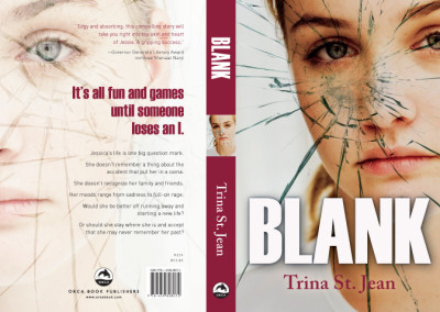 Blank cover