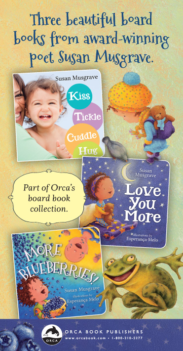 Board Books postcard