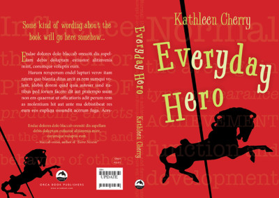Everyday Hero cover-in-progress