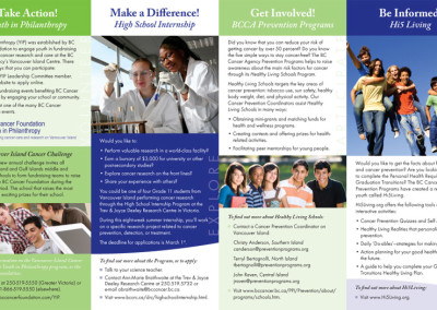 BCCA Youth brochure 2