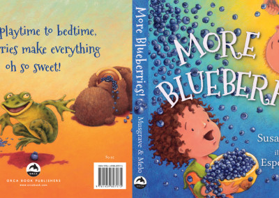 More Blueberries cover