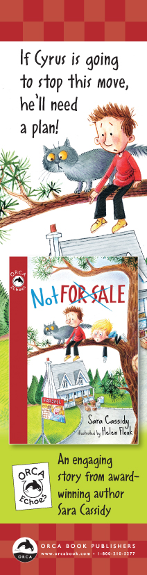 Not for Sale bookmark