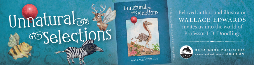 Unnatural Selections bookmark